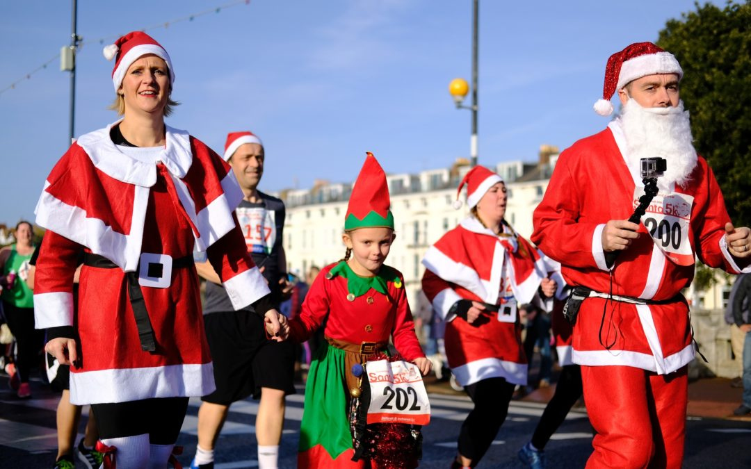 How to stay fit, healthy and strong through the festive season